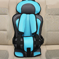 Tamaño grande 3-12Y Portátil Bebé del Asiento de Seguridad para Niños Del Asiento de coche sillas en la Versión Actualizada Del Coche Engrosamiento de Algodón Kids Car asientos