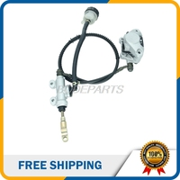 Motorcycle Parts Rear Foot Disc Brake Assembly Master Cylinder Caliper With Oiler For Dirt Bike ATV