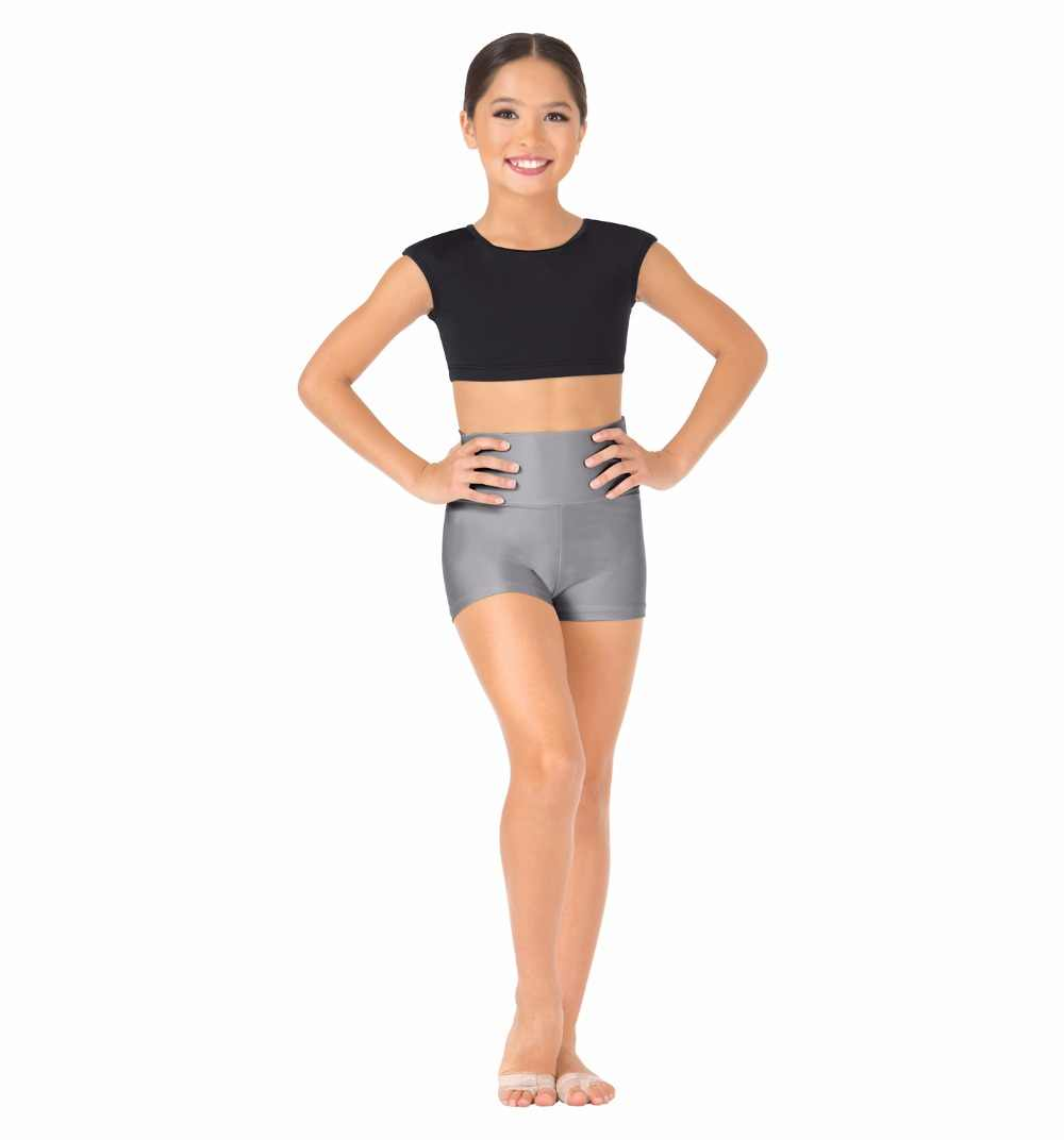 406515923 Detail Feedback Questions about Nylon Lycra Child High Waist Dance ...