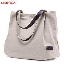 famous brand Women Canvas handbag vintage Shoulder bag messenger Bag Large Ladies Casual Hobos Top Handle