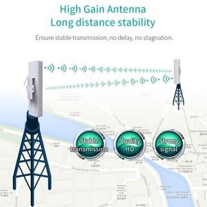 "Image 2 - COMFAST 3 5 ק""מ ארוך טווח מתח גבוה אלחוטי גשר CPE 2.4G & 5.8G 300Mbps WIFI אות מהדר ap נתבים"