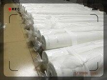 Белый 77T-48um-145cm-50meters трафаретной печати сетки
