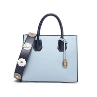 Luxury Womens Bags Famous Designer Handbags Genuine Leather Tote Bags for Women Ladies Hand Bags with Flower and Cowhide Straps