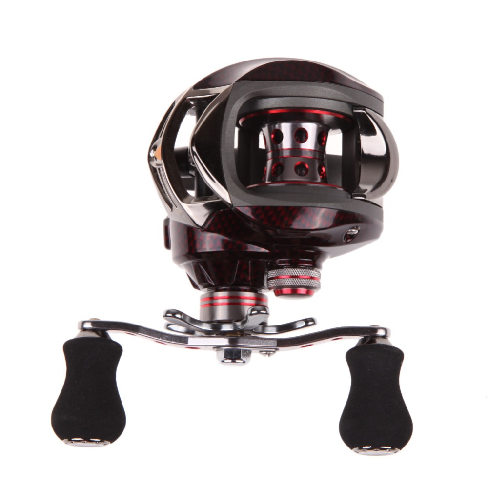 High Quality YZR 18+1 BB 7.0:1 Left / Right Hand Baitcasting Fishing Reel Bait Casting Fish Wheel 2017 Newest 12 1bb left right hand bait casting fishing reel 6 3 1 baitcasting reel magnetic brake system fish wheel pesca lyw 013