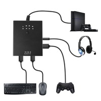 Mouse Controller Keyboard Converter Adapter Game Accessories for PlayStation PS4 PS3 XBOXONE XBOX360
