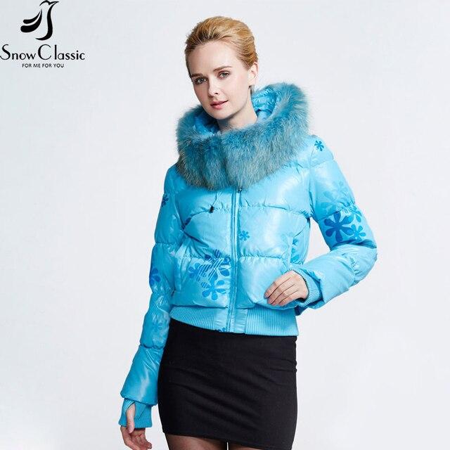 Aliexpress.com : Buy Down coat women winter jacket real raccoon ...