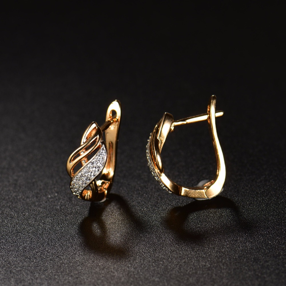 to add fascinating for delicate jewelry diamonds wave earrings nl diamond with cart white earring women in gold wg