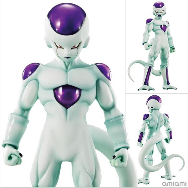 Anime Anime Dimension of Dragon Ball Z Freeza PVC Action Figure Collectible Model Toy 18CM KT2210 action figure natsume takashi natsume s book of friends backpack hand animation pvc 18cm collectible model gift dolls anime