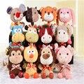 18 cm Adorável Angela Coelho Metoo Boneca Bebê Crianças Stuffed Animal Brinquedos de pelúcia doze signo do zodíaco chinês para o Presente de Natal Da Menina A104