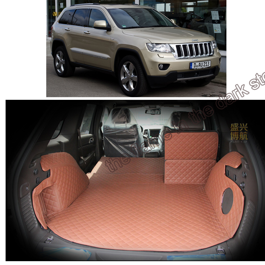 Free Shipping Car Trunk Mat Cargo Mat For Jeep Grand Cherokee Wk2 2011 2012  2013 2014 2015 2016 2017 On Aliexpress.com | Alibaba Group