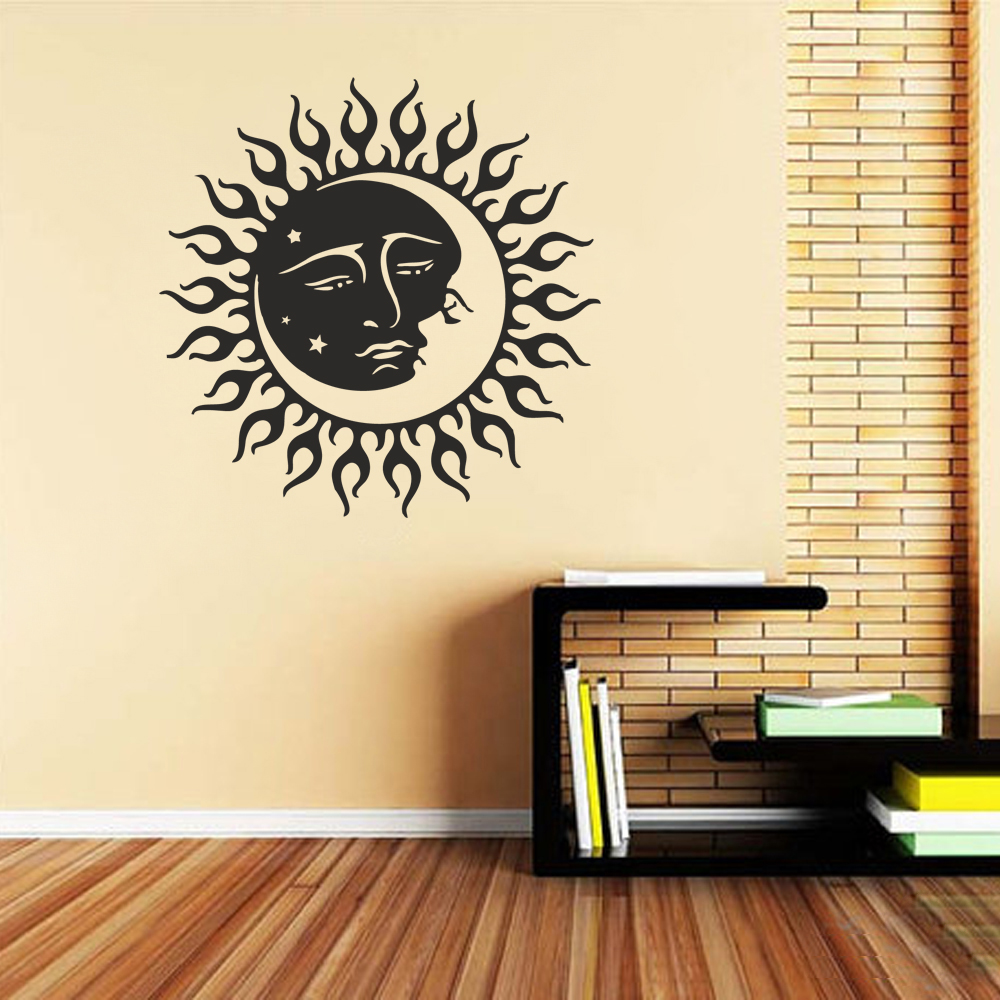 Unique Crescent Moon Wall Decor Pictures - Gallery Wall Art ...