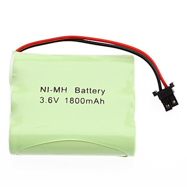 3.6 В 1800 мАч Ni MH Перезаряжаемые Батарея|rechargeable battery|battery abattery rechargeable - AliExpress