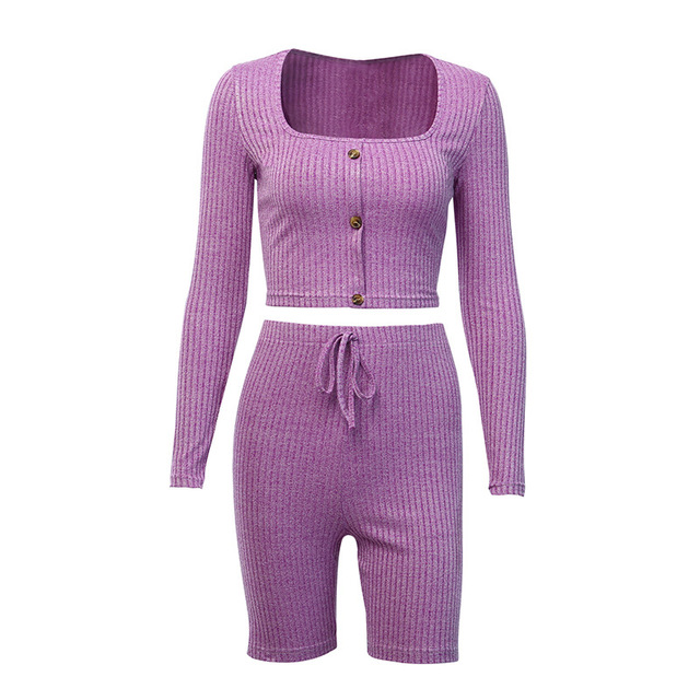 2 Two Piece Knitted Set 6