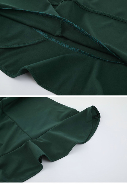 Sexy Green bandelettes dress for women kawaii elbise kyliejenner Dresses streetwear vestiti donna long gowns de verao 2018  4