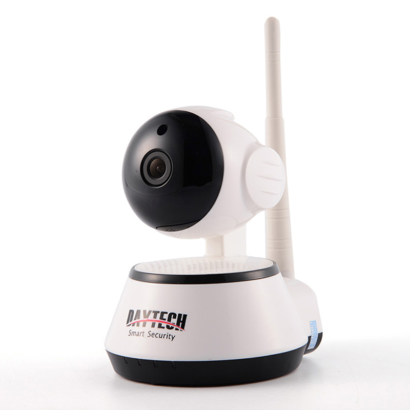DAYTECH 1080P Wireless IP Camera Home Surveillance WiFi Camera Network CCTV Baby Monitor Two Way Audio IR Night Vision Pan Tilt