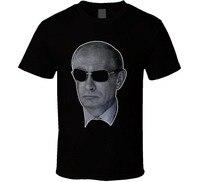 Flag Nation Shirt O Neck Novelty Short Sleeve Mens Vladimir Putin Russia Leader Political Glasses Moscow