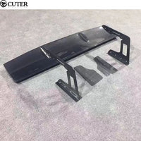 GTR R35 LB style Auto Racing Carbon Fiber Rear Wing Spoiler for Nissan R35 GT R GTR LB PERFORMANCE 09 15