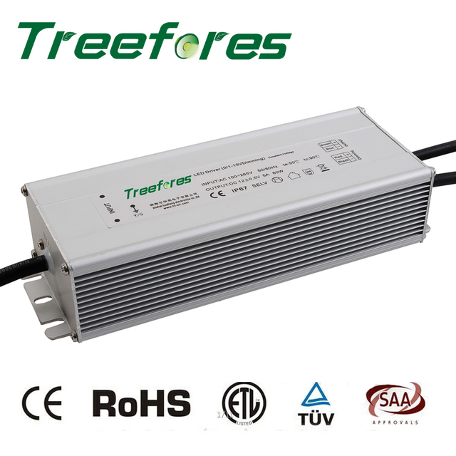 Aliexpress buy ip67 0 10v pwm dimmable 60w 12v dc outdoor ip67 0 10v pwm dimmable 60w 12v dc outdoor lighting led transformer power supply dimming workwithnaturefo