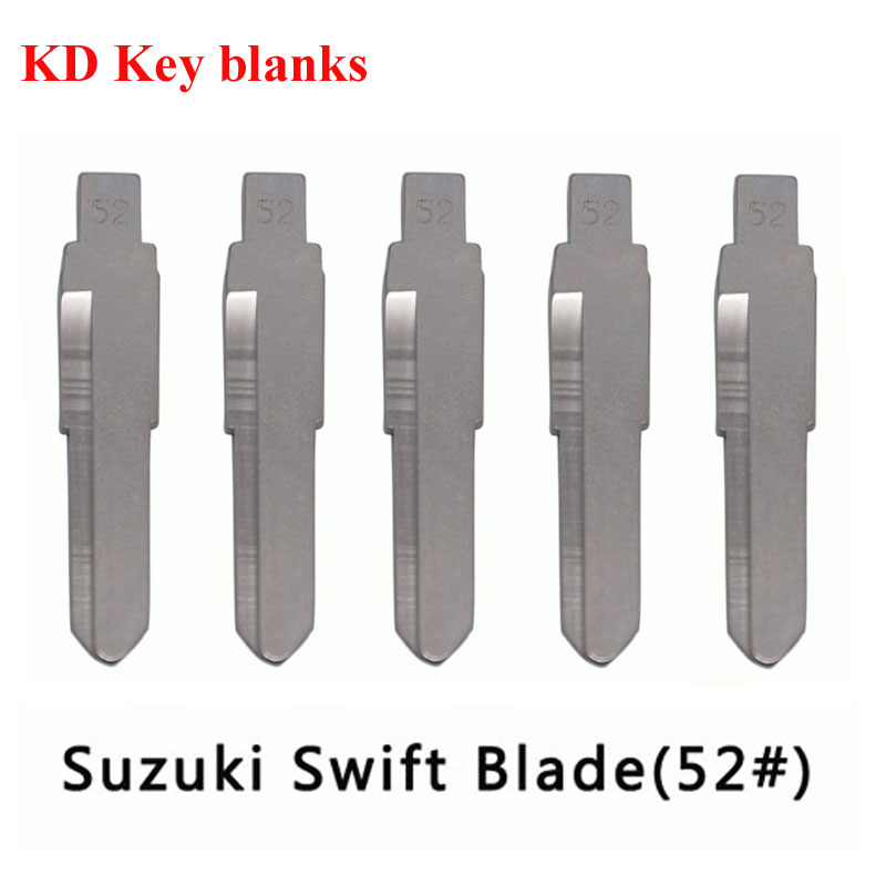 Automobiles & Motorcycles Auto Replacement Parts 52# Kd Remote Key Blade,top Quality Kd900 Remote Blanks/uncutting Key Blanks Locksmith,universal Key Cutter Blade Promoting Health And Curing Diseases