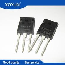 10PCS  20N60C3 SPW20N60C3 TO-247