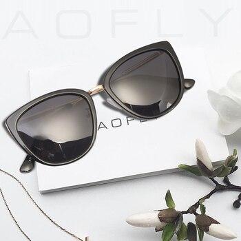 Aofly womans cateye