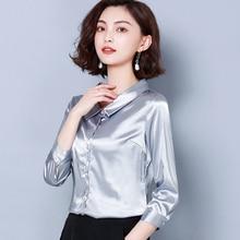 Women Blusa Shirt Blouses