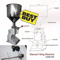 Free Shipping Manual Filling Machine 5 50ml For Cream Best Price In Aliexpress Liquid Or Paste