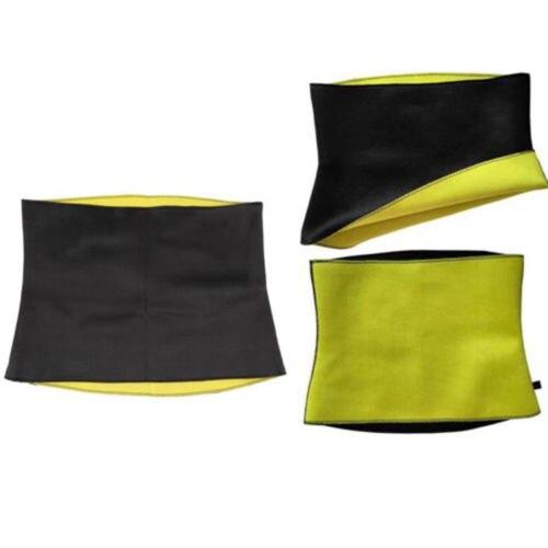 Body Shaper - Sweat Weight Loss - Yoga Sport Belts - Neoprene Sauna Shapers - Slimming Belt Waist 6