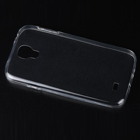 Laumans 5pcs TPU Silicone Soft Phone Case for Samsung Galaxy S4 Transparent Clear Soft Phone Cover For Samsung Galaxy S4