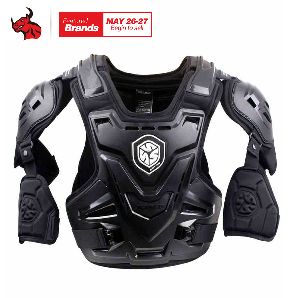 SCOYCO CE Motorcycle Armor Motocross Chest Back Protector Armour Vest Motorcycle Jacket Racing Protective Body Guard MX Armor scoyco motorcycle motocross chest back protector armour vest racing protective body guard mx jacket armor atv guards race moto