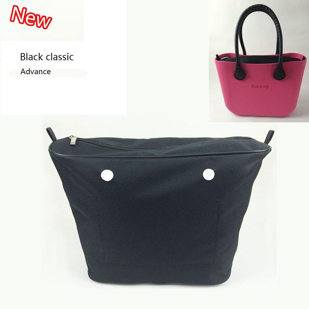 1 pc Inner lining Zipper Pocket lining insert super advanced high quality for womens bags big classic Obag AMbag O lady bag