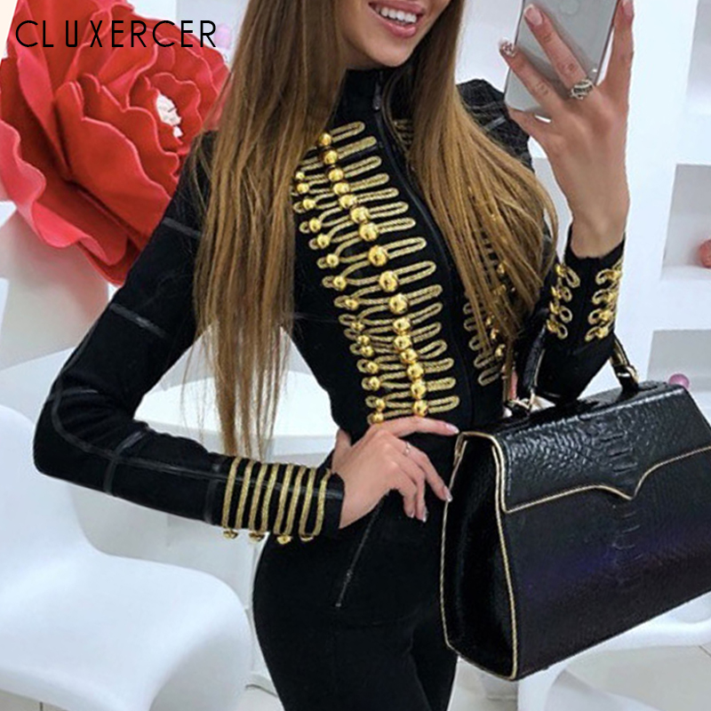 Spring   jackets   woman Vintage Embroidery Stand Collar   Basic     Jacket   Casual Short Double breasted Slim Autumn feminine coat