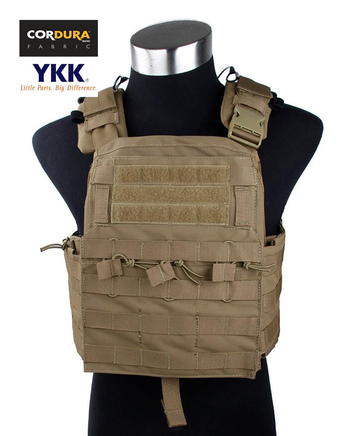 Cherry Plate Carrier CPC Vest Coyote Brown Tactical Cordura Vest Ver.2016(STG050610) рюкзак tactical pro trek coyote