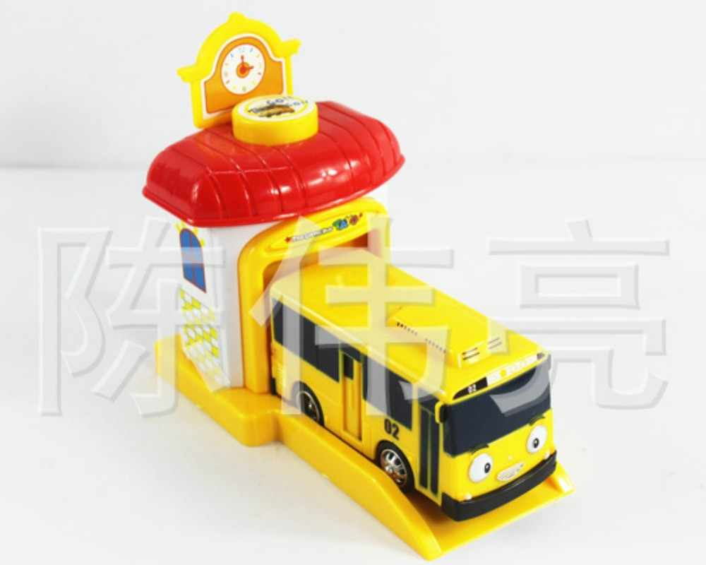 Oyuncak Miniatura 4 Para Plástico Garaje De Tayo Unidsset Modelo Pequeño Niños El Autobús Bebé Juguetes Navidad Báscula Bus Yf6b7Iyvmg