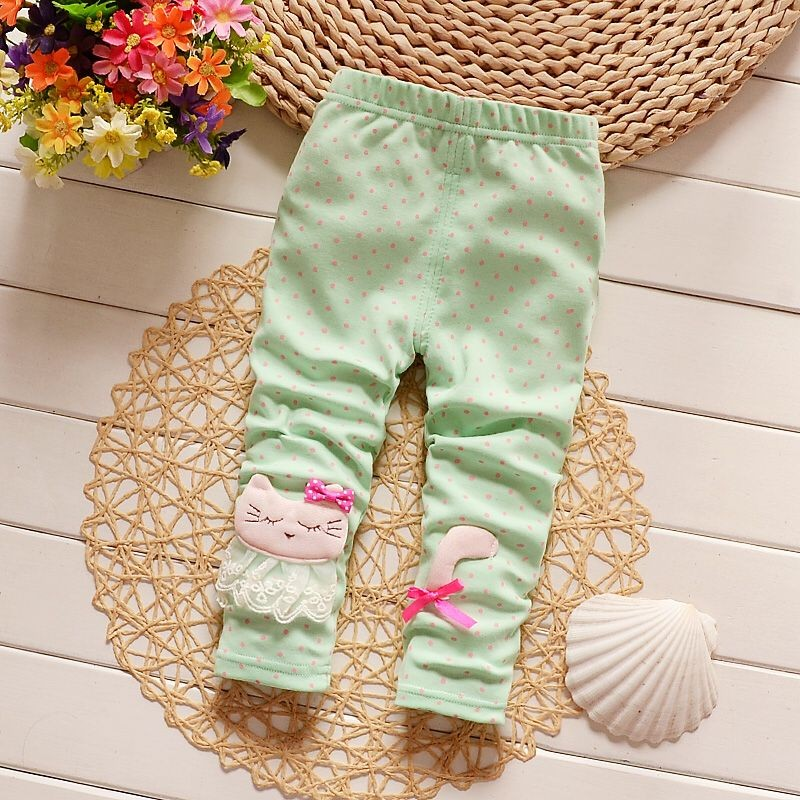 BibiCola-autumn-spring-baby-girls-pants-girls-thin-skinny-Leggings-Casual-trousers-for-girl-0-2-years-old-pink-color-3