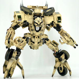Image 3 - Transformation TF rêves Bonecrusher GOD 09S GOD09S Film Film classique MP niveau Collection figurine robot jouets