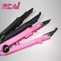 1Pc Loof Professional Hair Extension Fusion Iron Heat Connector Wand Iron Melting Tool For Pre Bonded