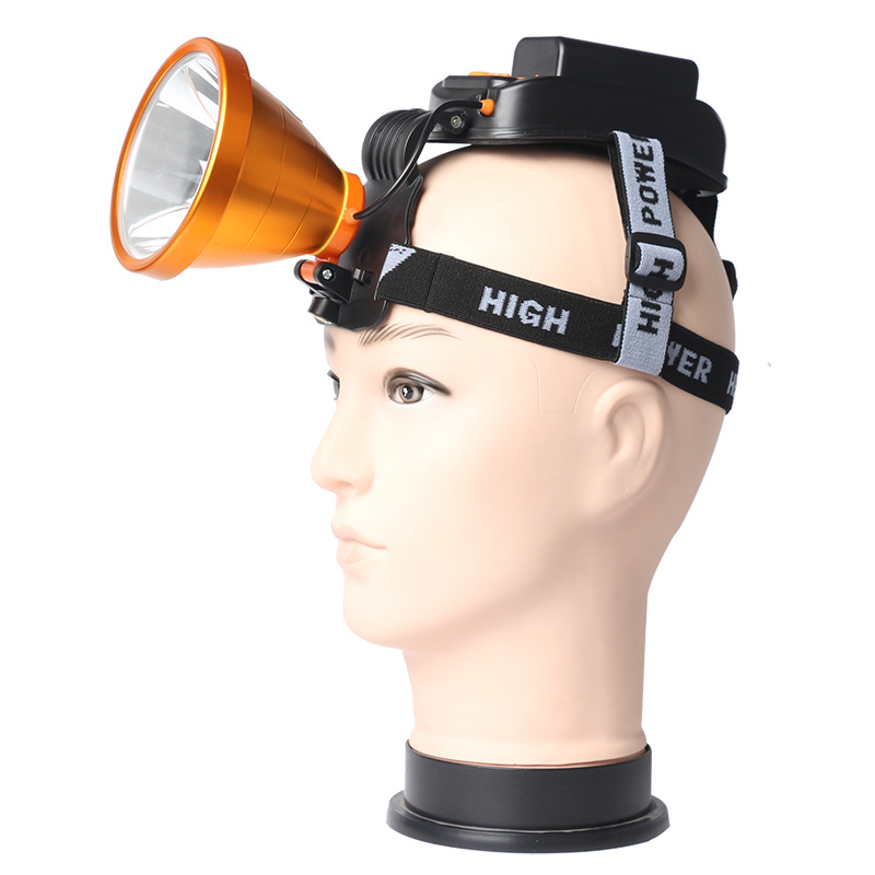 Rechargeable super bright headlamp 2