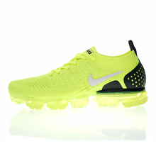 save off 22055 7c143 Nike Air VaporMax Flyknit 2.0 W mannen en vrouwen Loopschoenen,  schokabsorberende Ademend slijtvaste Geel 942842