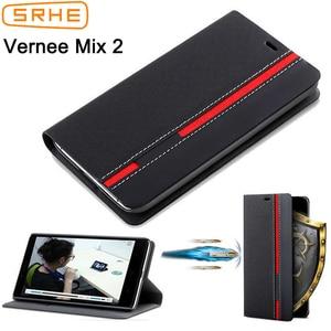 Vernee Mix 2 Case Flip Cover L