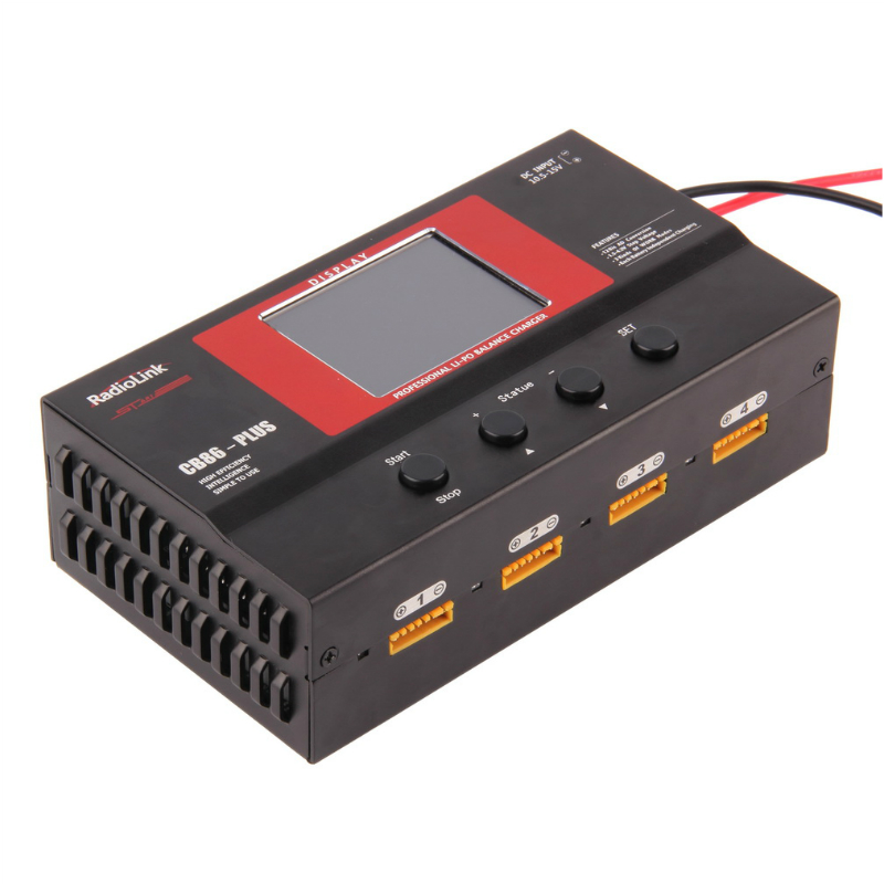 Radiolink Balance Charger CB86 Plus for 1S-6S Lipo Battery for RC Helicopter radiolink balance charger cb86 plus for 1s 6s lipo battery for rc helicopter