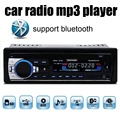 new 12V bluetooth In-Dash 1 DIN Car radios tuner Stereo bluetooth FM Radio electronic MP3 Audio Player USB SD MMC Port