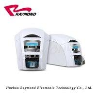 Magicard Enduro3e dual Sided ID Card Printer include two SIJUJI RM300 YMCKO color ribbon