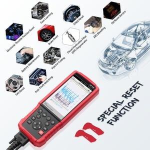 Image 4 - LAUNCH X431 CRP429C OBD2 сканер кодов для двигателя/ABS/SRS/AT + 11 сервис сброса CRP429C автомобильный диагностический инструмент Многоязычный