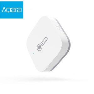 Image 1 - Aqara חכם אוויר לחץ טמפרטורת לחות סביבת חיישן חכם שליטה באמצעות חכם APP Zigbee חיבור