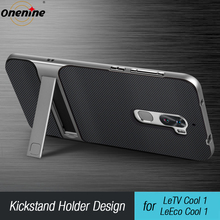 "3D Kickstand Mobile Phone Case LeTV LeEco Cool 1 Dual Coolpad Cool1 Case Cover 5.5"" Hybrid TPU+PC Protective LeRee Le 3 Le3 Bag"
