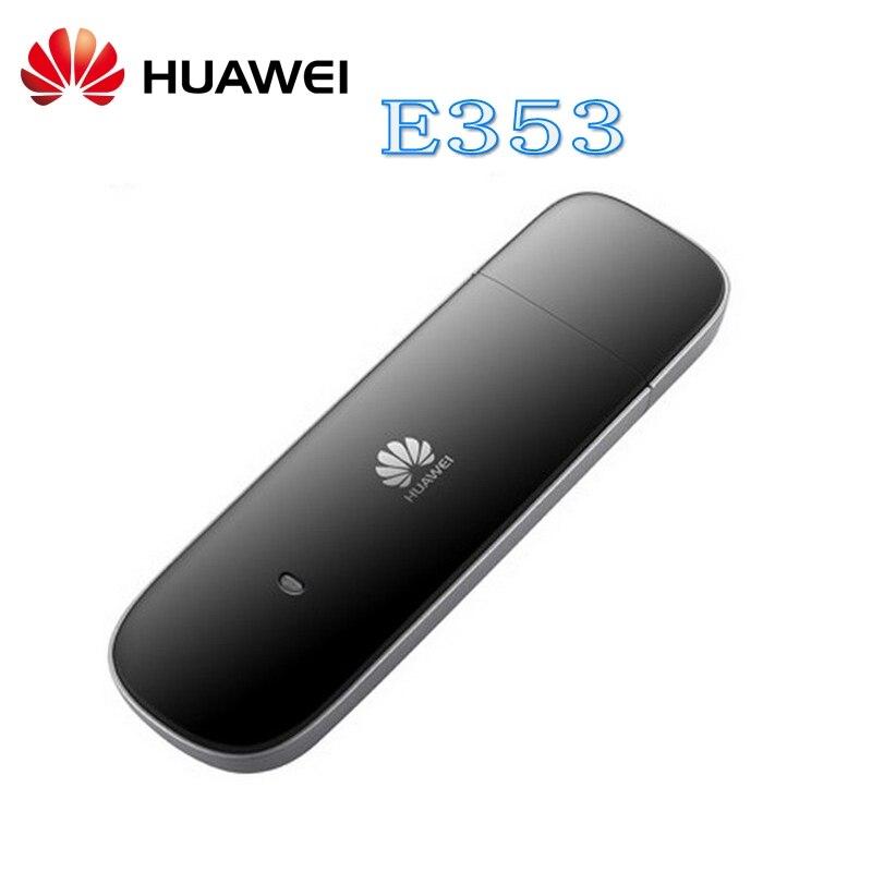 Unlocked Huawei E353 E353s-2 3G USB Modem 21.6 Mbps HSPA+Mobile Broadband 3G Modem Dongle PK E3351,E1750 E303C