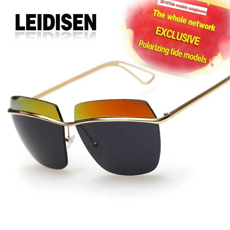 b7e8cfa51 Luff 2016 summer fashion new óculos/mulheres óculos polarizados óculos de  sol/óculos de proteção uv óculos de sol 6 cores