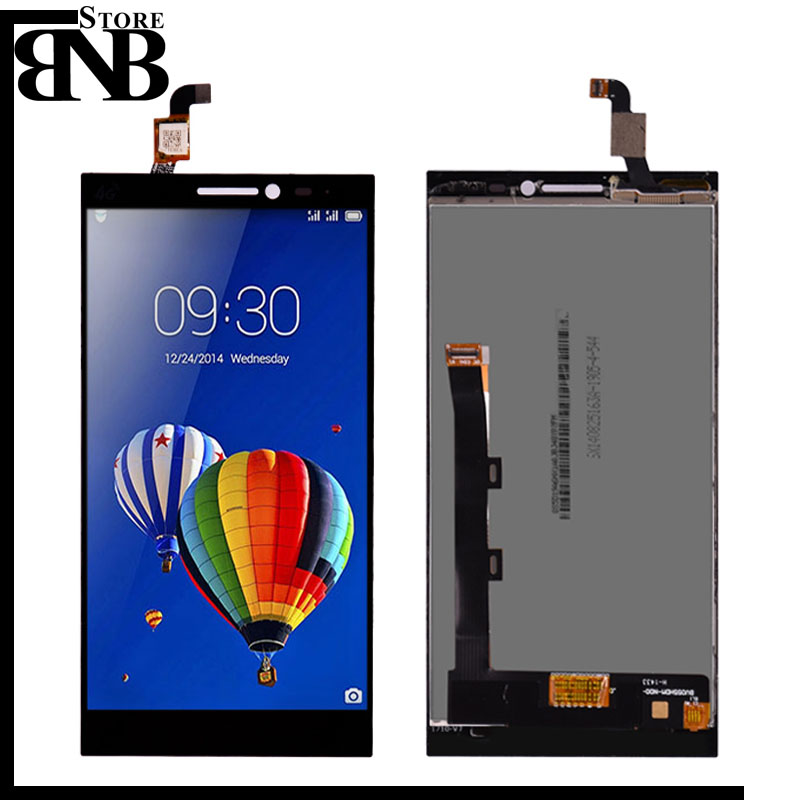 For <font><b>Lenovo</b></font> <font><b>Vibe</b></font> <font><b>z2</b></font> K920 mini <font><b>LCD</b></font> <font><b>Display</b></font> and <font><b>Touch</b></font> <font><b>Screen</b></font> Digitizer Panel Assembly Complete replacement part 5.5