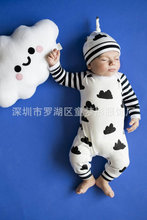 Baby Clothing 2016 New Newborn Baby Boy Girl Romper Clothes Long Sleeve Infant Product